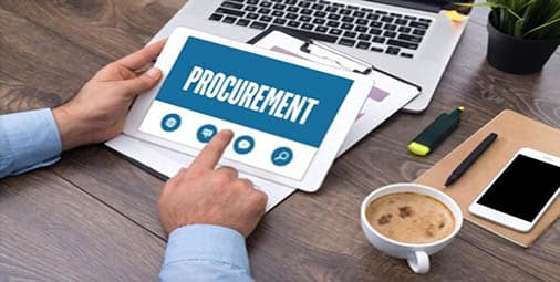 Automation process in procuring team